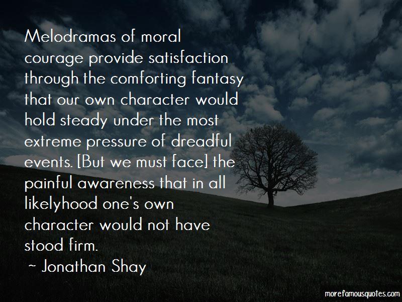 Jonathan Shay Quotes
