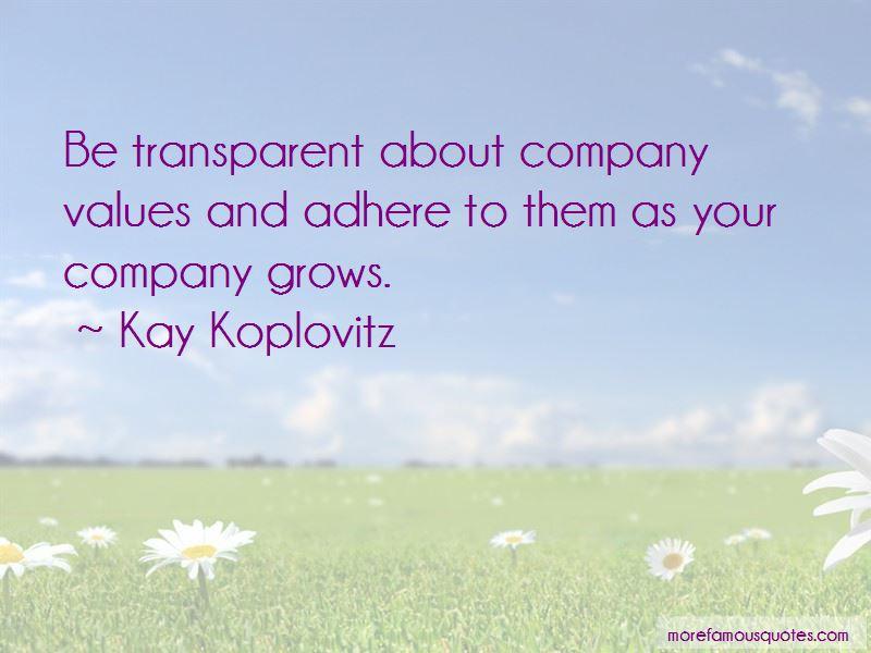 Kay Koplovitz Quotes Pictures 4