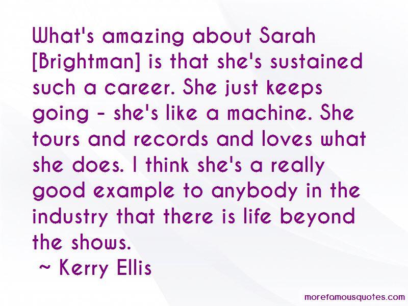 Kerry Ellis Quotes Pictures 2