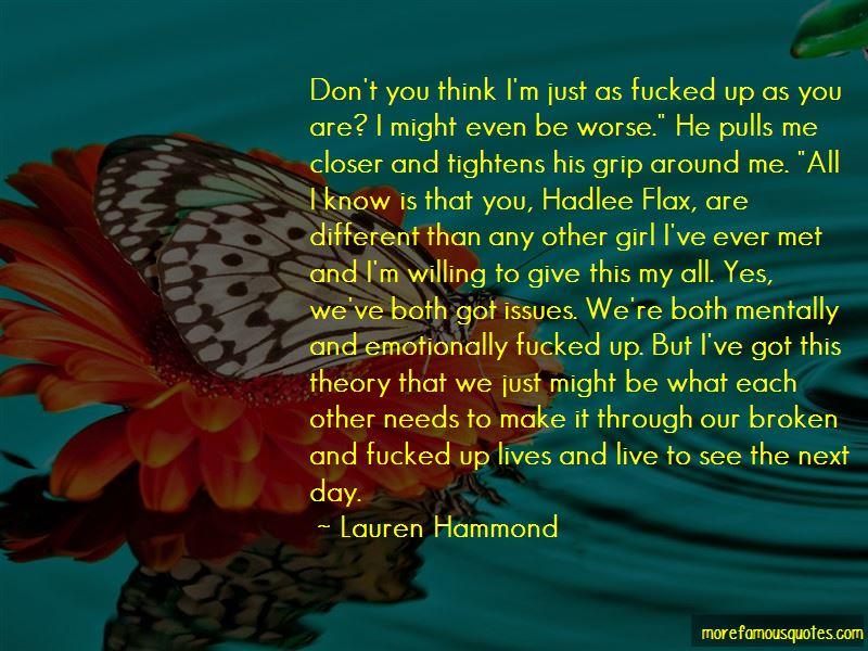 Lauren Hammond Quotes Pictures 4