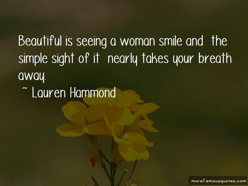 Lauren Hammond Quotes