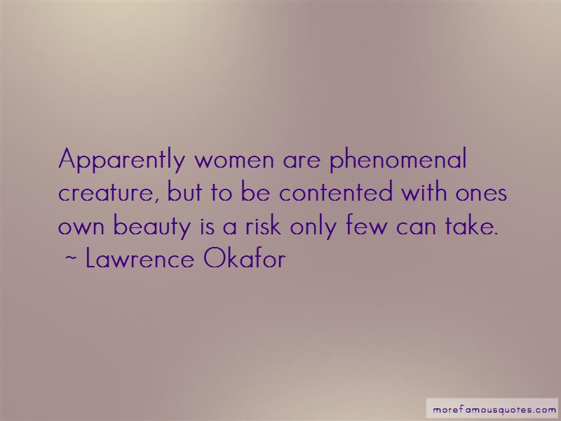 Lawrence Okafor Quotes Pictures 2