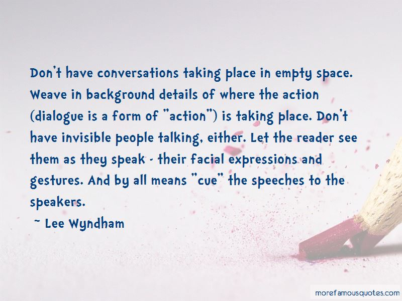 Lee Wyndham Quotes Pictures 2