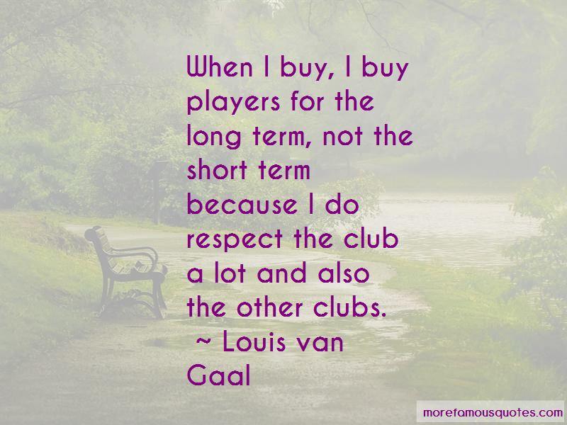 Louis Van Gaal Quotes Pictures 2