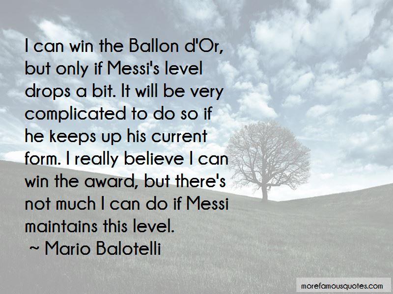 Mario Balotelli Quotes Pictures 2