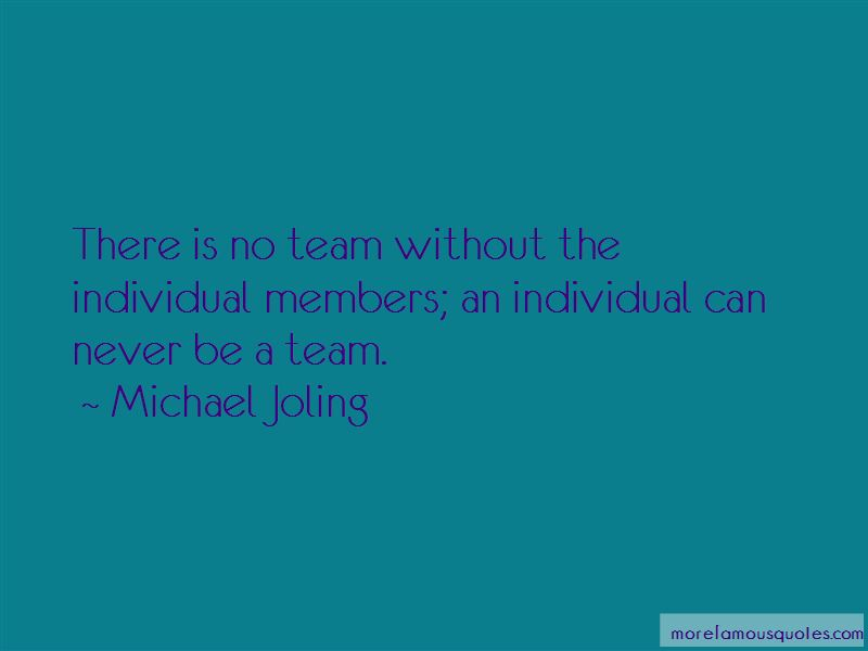 Michael Joling Quotes Pictures 3