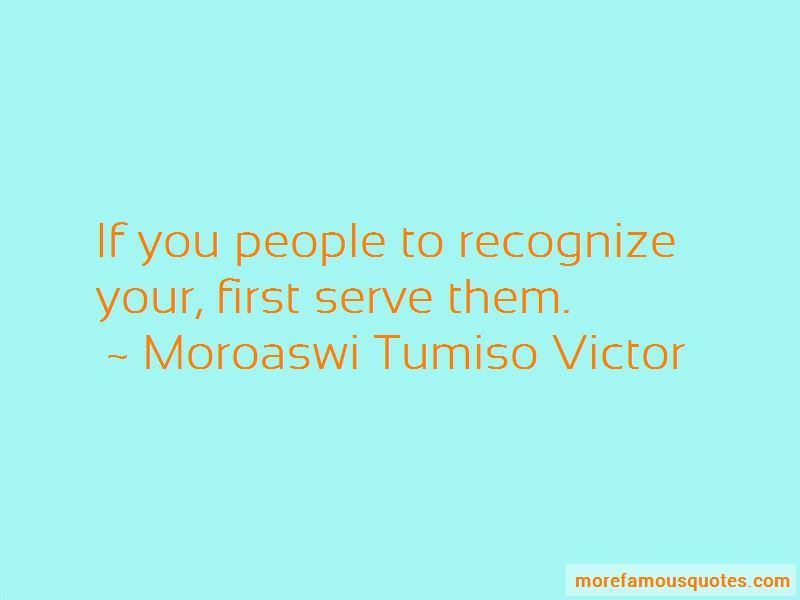Moroaswi Tumiso Victor Quotes Pictures 2