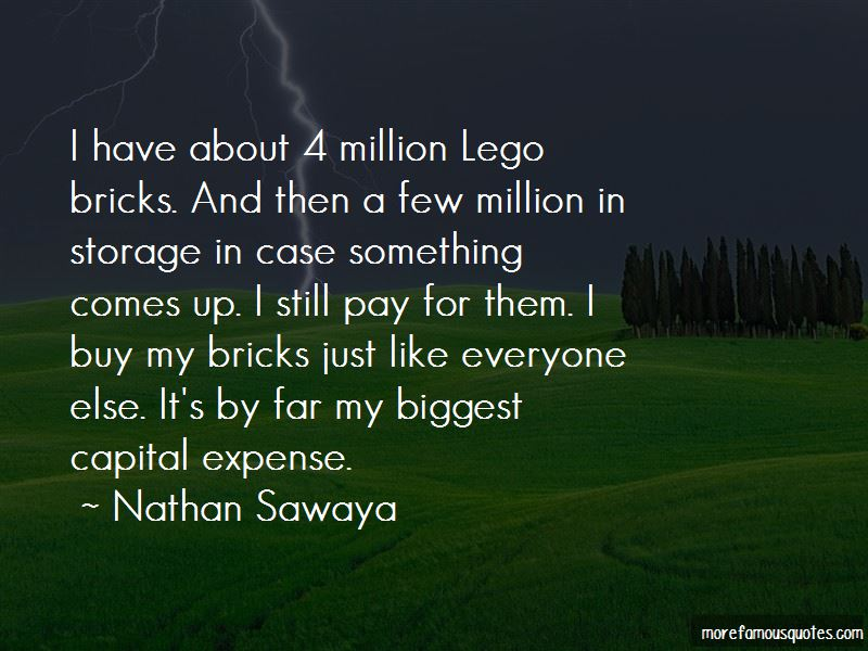 Nathan Sawaya Quotes Pictures 2