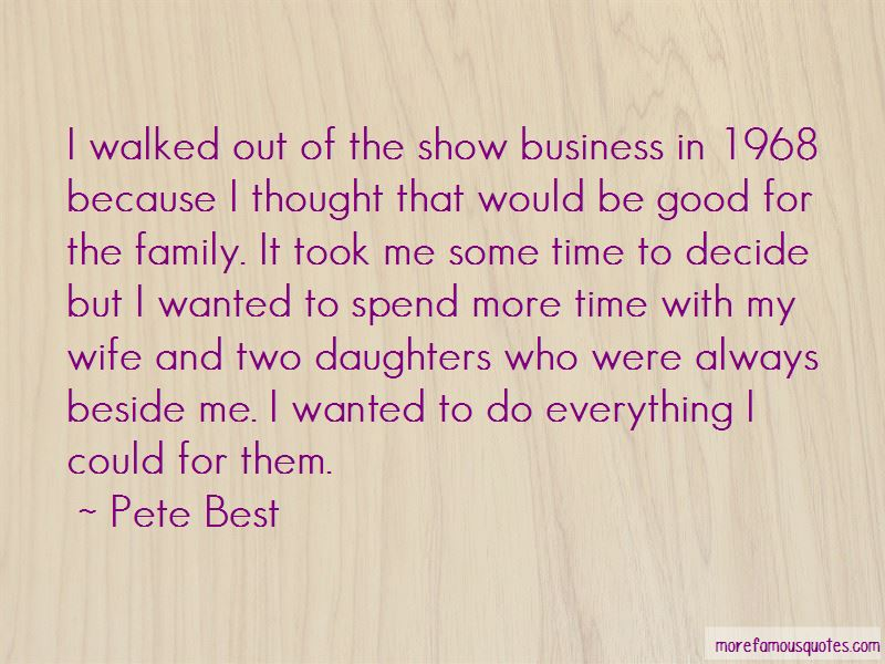 Pete Best Quotes Pictures 4