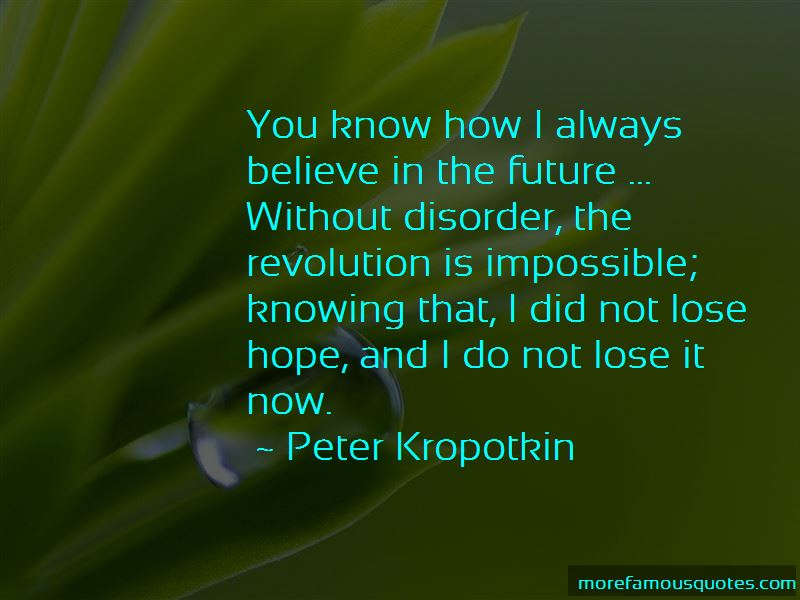 Peter Kropotkin Quotes Pictures 4