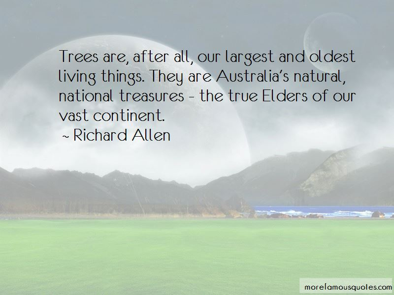 Richard Allen Quotes Pictures 2