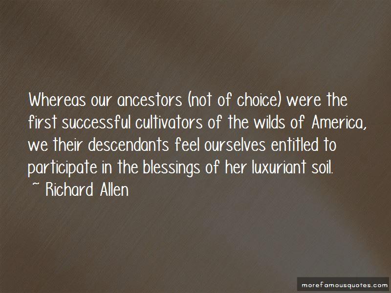 Richard Allen Quotes Pictures 3