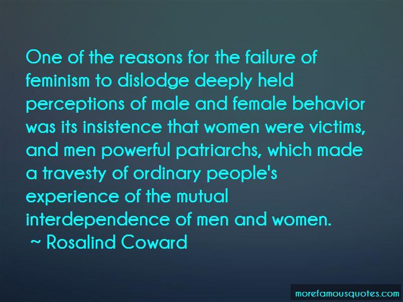 Rosalind Coward Quotes