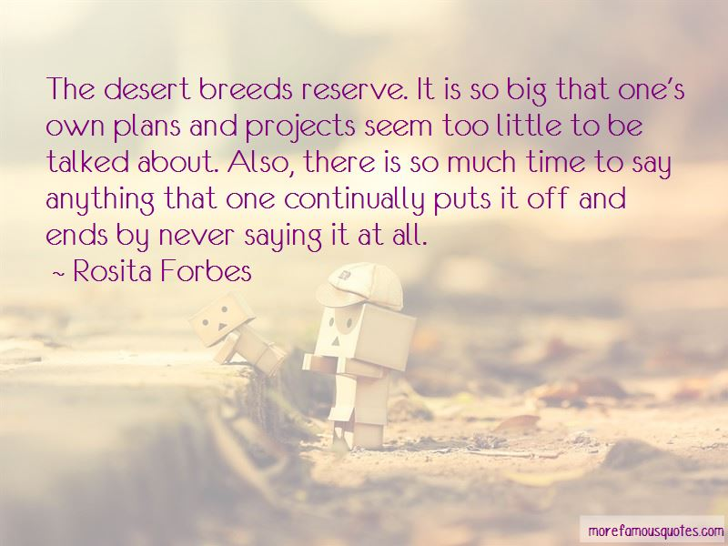 Rosita Forbes Quotes Pictures 3