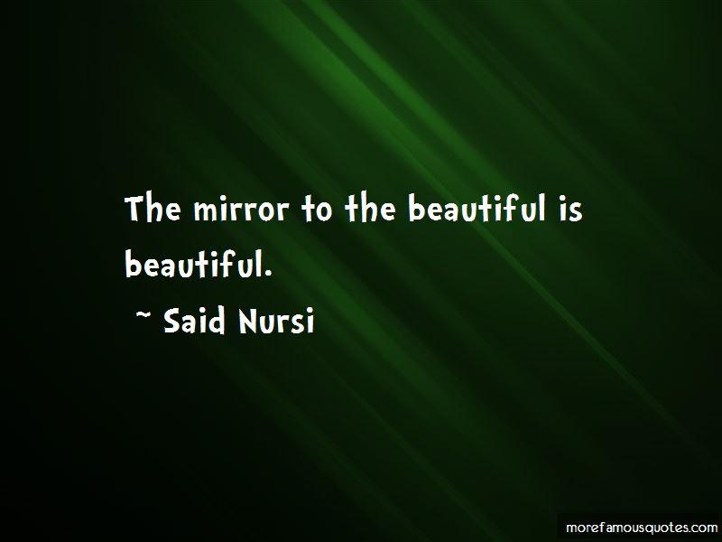 Said Nursi Quotes Pictures 3