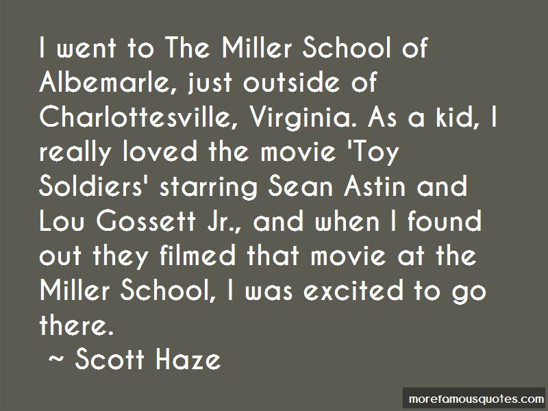 Scott Haze Quotes Pictures 2