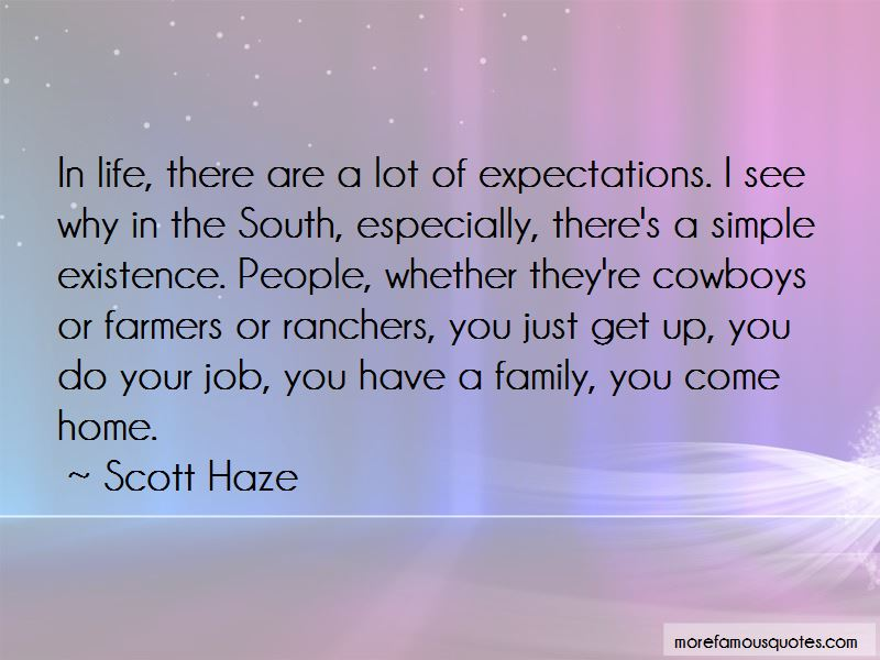 Scott Haze Quotes Pictures 3
