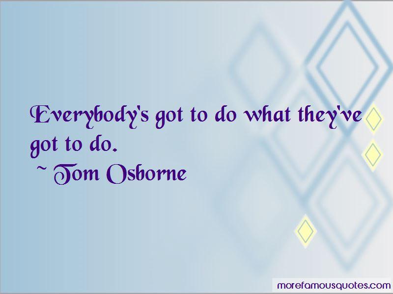 Tom Osborne Quotes Pictures 3