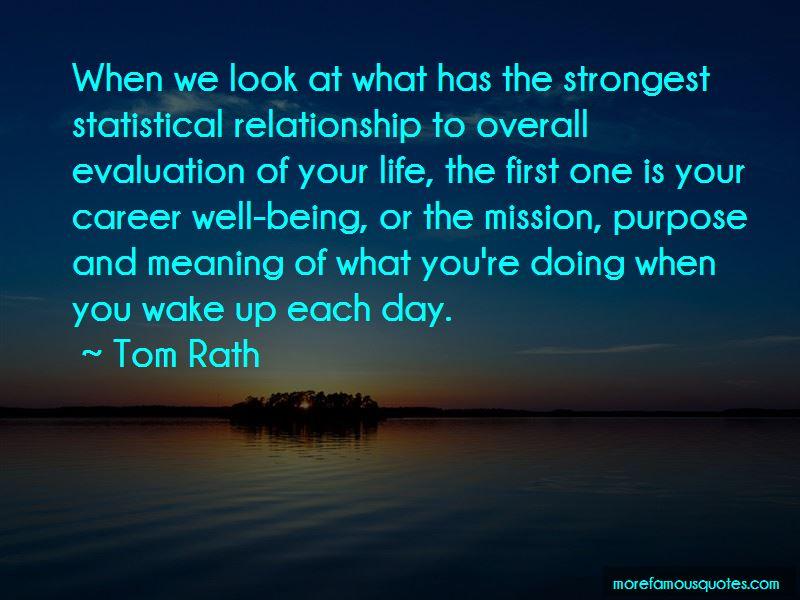 Tom Rath Quotes