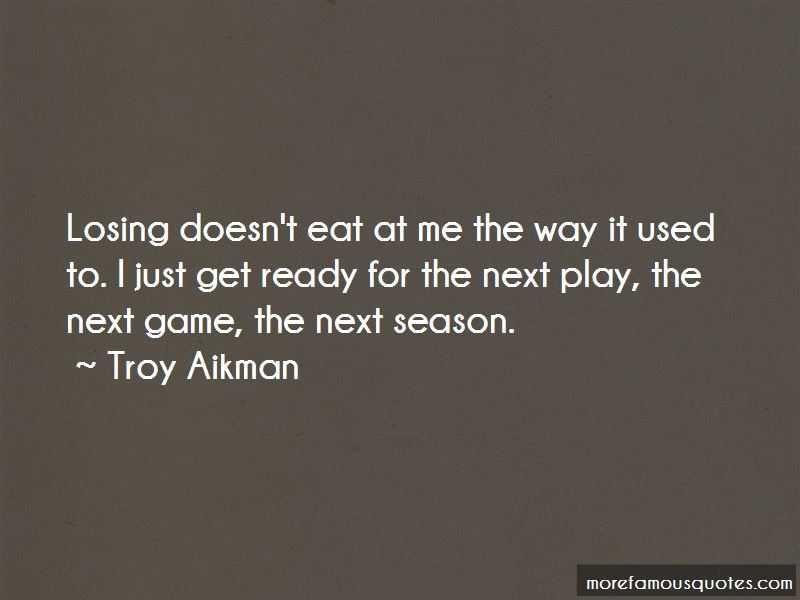 Troy Aikman Quotes Pictures 2