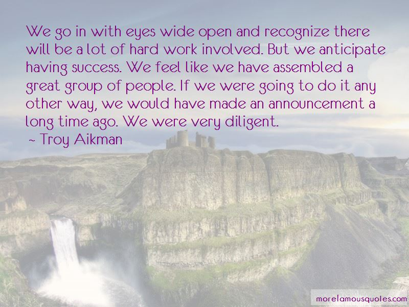 Troy Aikman Quotes
