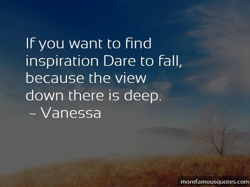 Vanessa Quotes