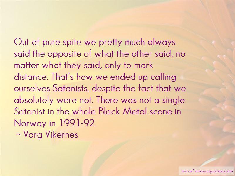 Varg Vikernes Quotes Pictures 3