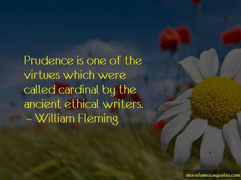 William Fleming Quotes Pictures 3