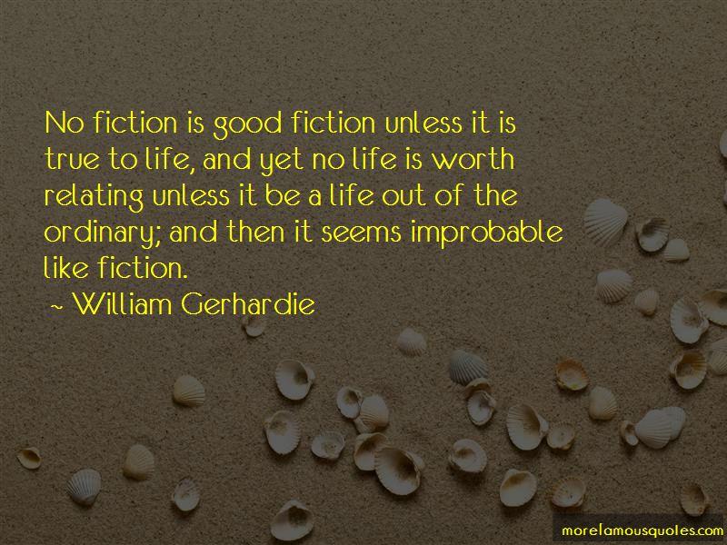 William Gerhardie Quotes Pictures 2