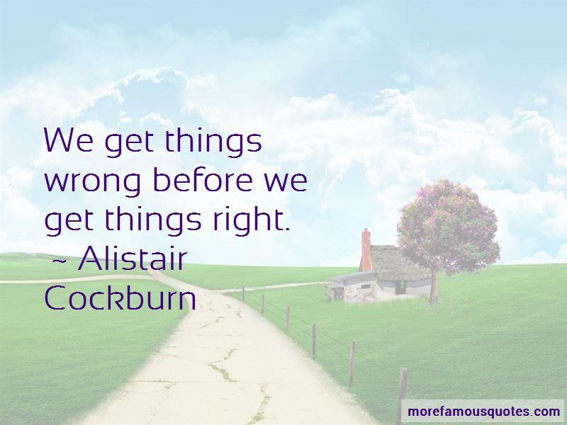 Alistair Cockburn Quotes Pictures 2