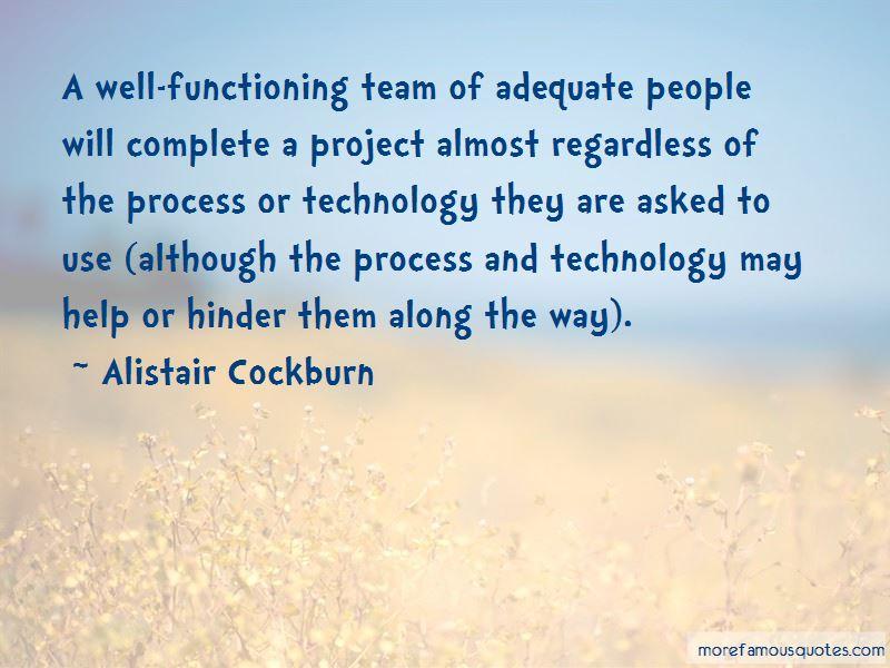 Alistair Cockburn Quotes Pictures 4