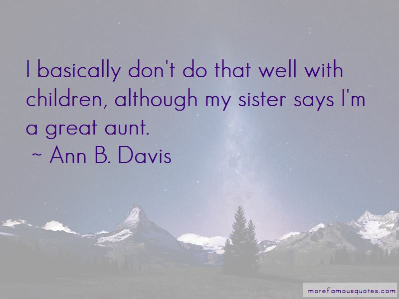 Ann B. Davis Quotes Pictures 3