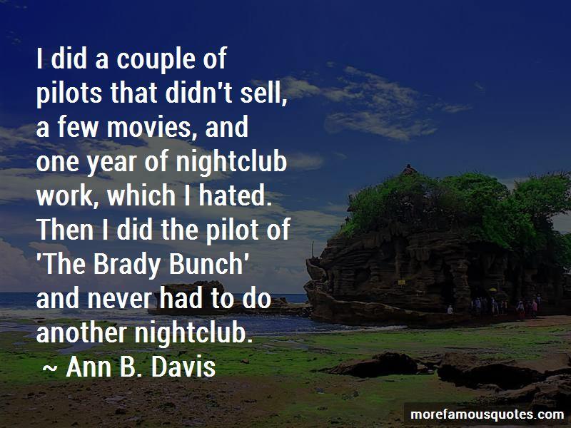 Ann B. Davis Quotes Pictures 4