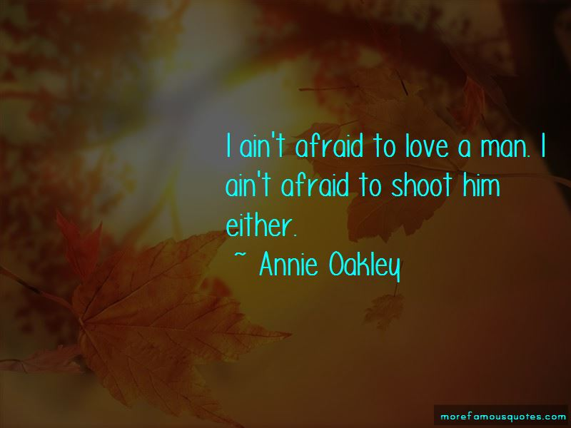 Annie Oakley Quotes Pictures 4