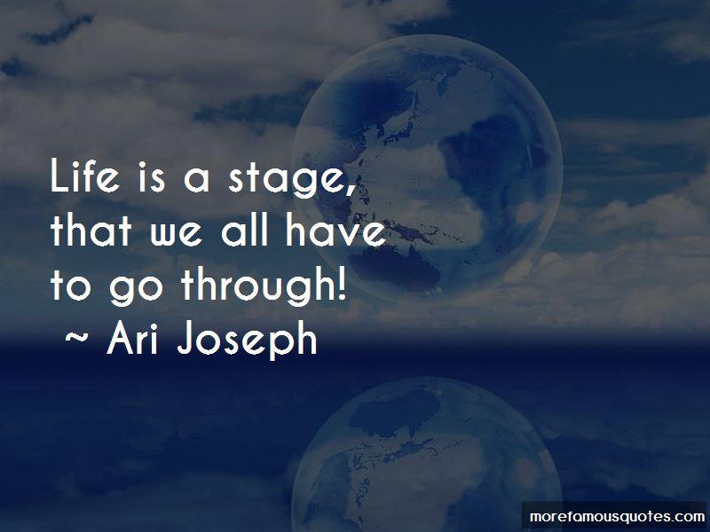 Ari Joseph Quotes Pictures 4