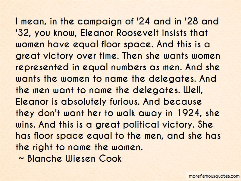Blanche Wiesen Cook Quotes Pictures 3