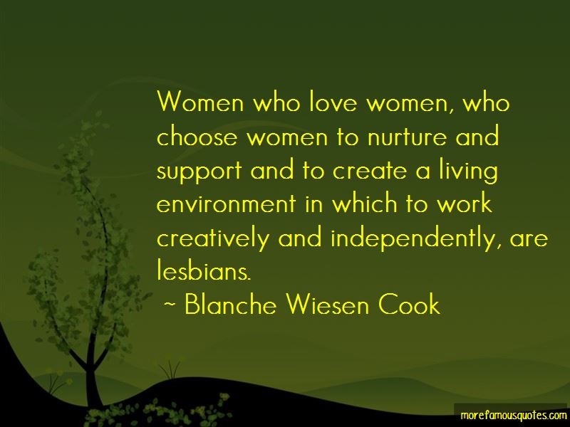 Blanche Wiesen Cook Quotes Pictures 4