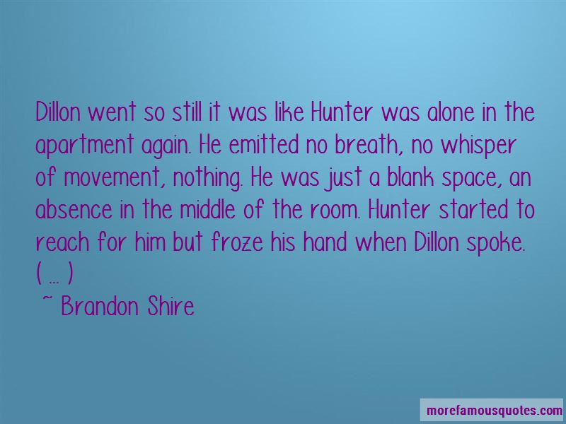 Brandon Shire Quotes Pictures 4