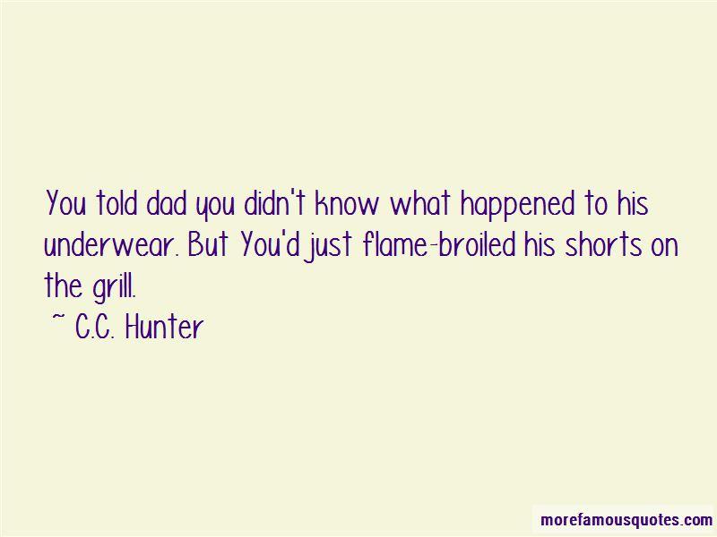 C.C. Hunter Quotes Pictures 3