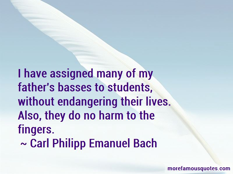 Carl Philipp Emanuel Bach Quotes Pictures 2