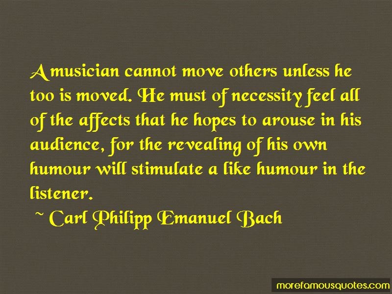 Carl Philipp Emanuel Bach Quotes Pictures 3