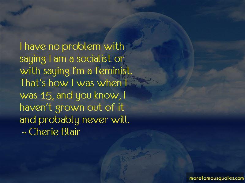 Cherie Blair Quotes Pictures 3