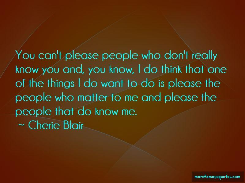 Cherie Blair Quotes Pictures 4