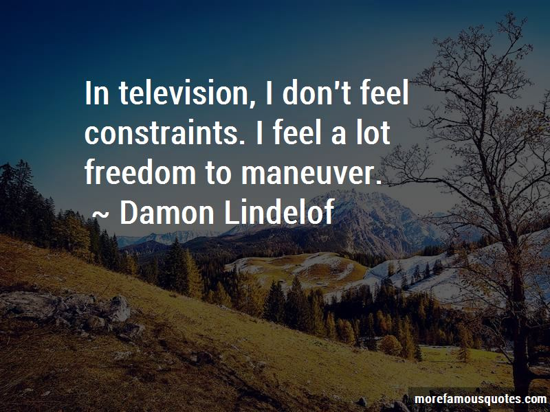 Damon Lindelof Quotes Pictures 2