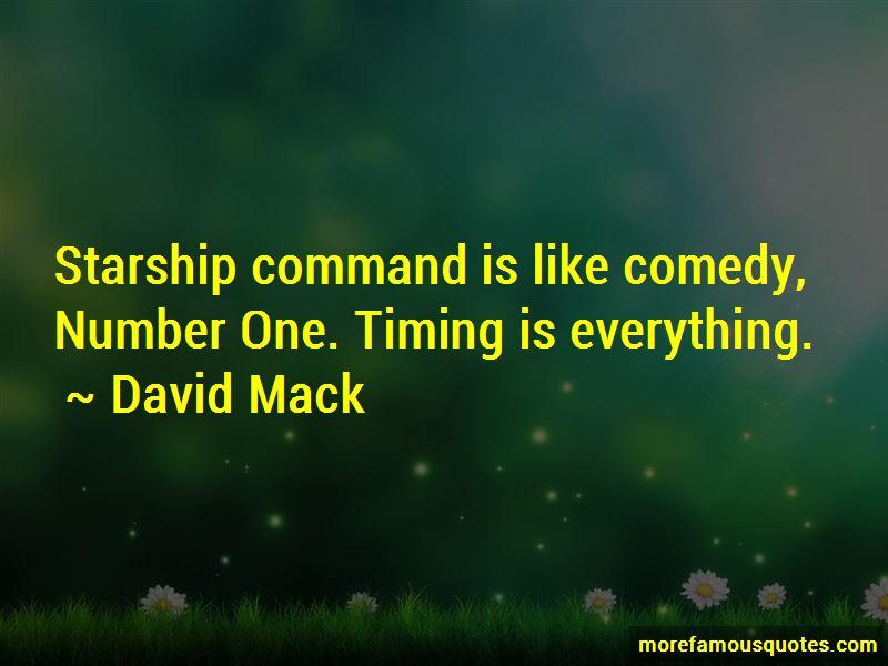 David Mack Quotes Pictures 2