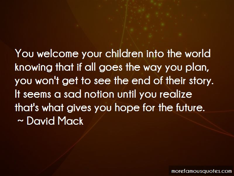 David Mack Quotes Pictures 3