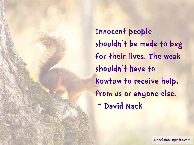David Mack Quotes Pictures 4