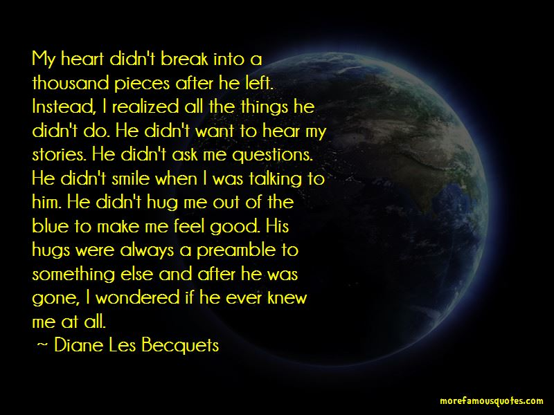 Diane Les Becquets Quotes Pictures 4