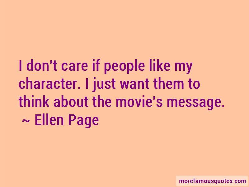Ellen Page Quotes Pictures 4