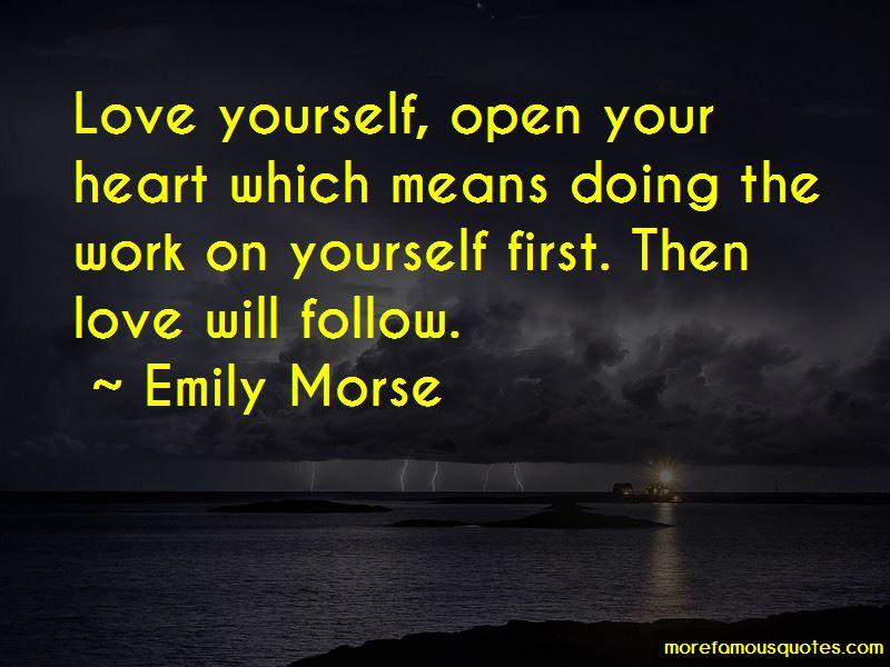 Emily Morse Quotes